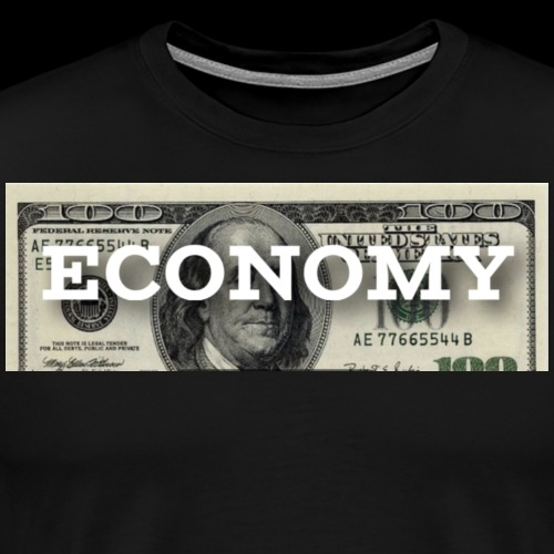 ECONOMY THE MINISERIES - Men's Premium T-Shirt
