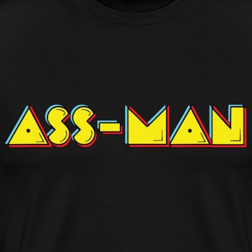 Ass Man - Men's Premium T-Shirt