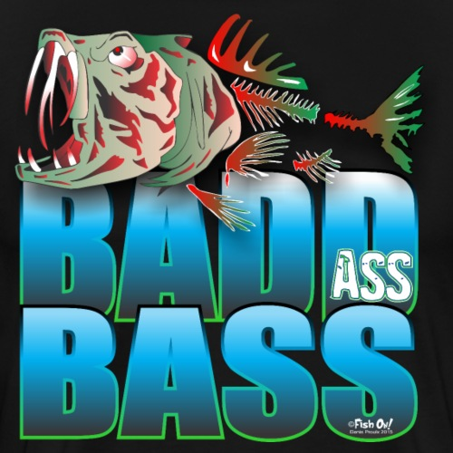 BAD ASS BASS - Men's Premium T-Shirt