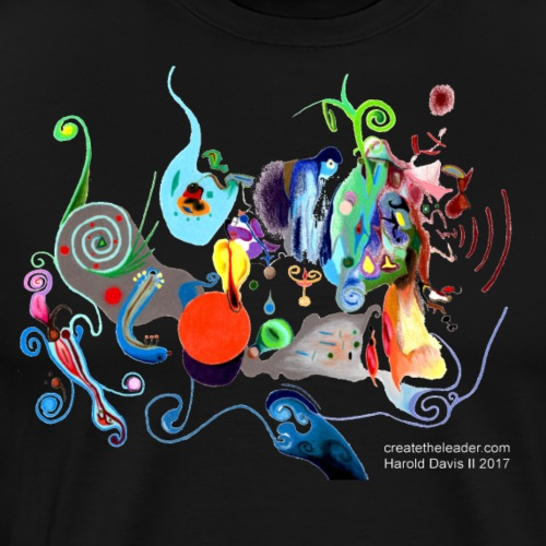 Colorful Seporation - Men's Premium T-Shirt