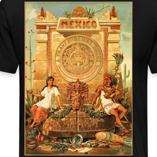 Viva la Mexico! - Men's Premium T-Shirt