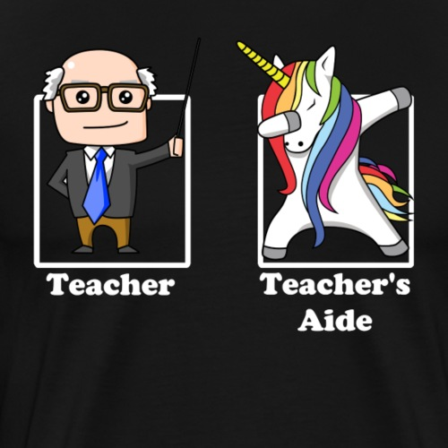 Teachers Aide's are Awesome - Men's Premium T-Shirt