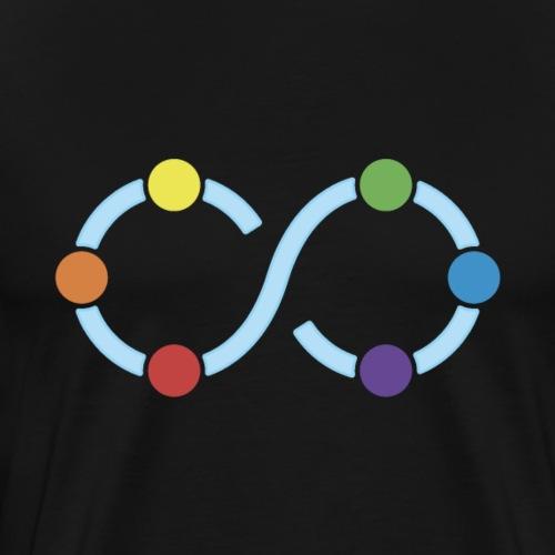 Infinity Stones Merch by BuzzMoy - Men's Premium T-Shirt