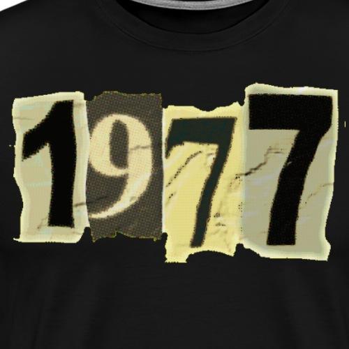 1977 - Men's Premium T-Shirt