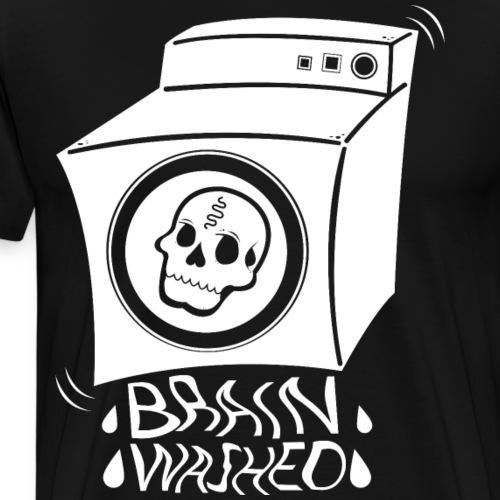 BRAIN-WASHED - Men's Premium T-Shirt