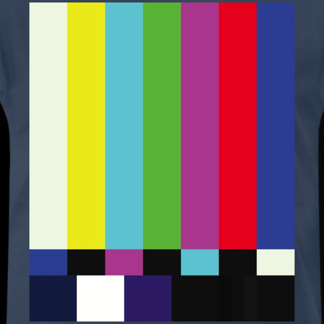 This is a TV Test | Retro Television Broadcast