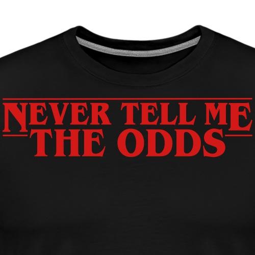 Stranger Odds - Men's Premium T-Shirt
