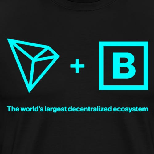 Decentralized Ecosystem - Men's Premium T-Shirt