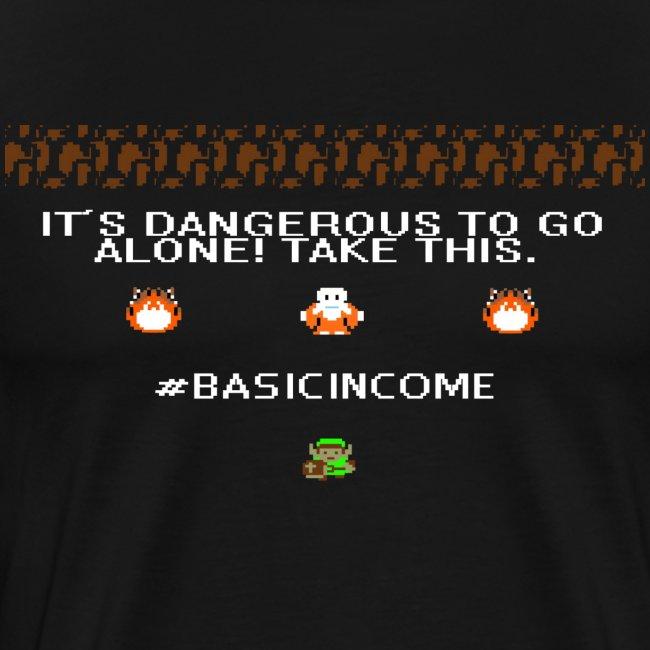 Legend of #Basicincome