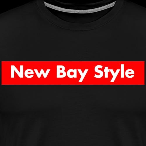 nbs bogo - Men's Premium T-Shirt