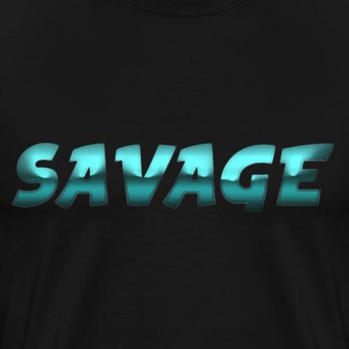 Savage Hero - Men's Premium T-Shirt