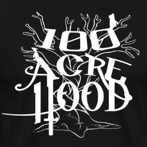 100 Acre Hood Logo - Men's Premium T-Shirt