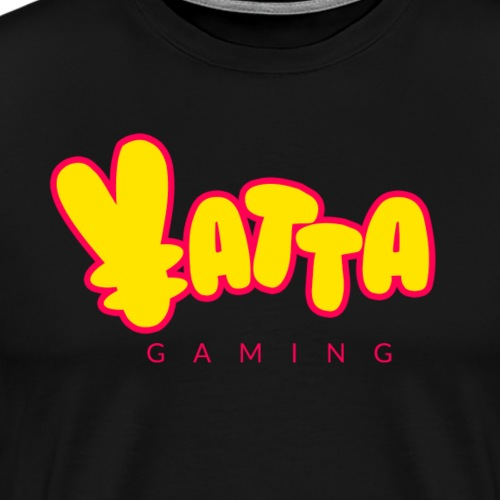 Original Yatta Logo - Men's Premium T-Shirt