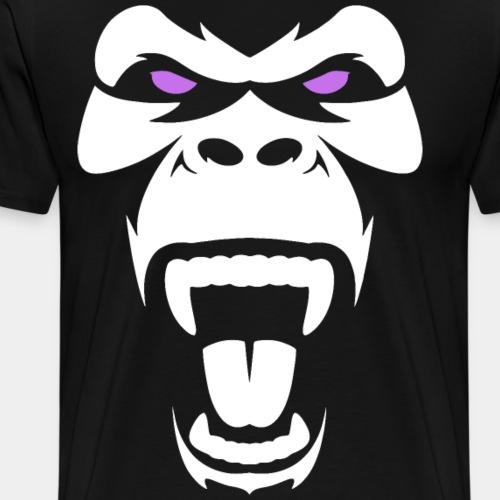 angry gorilla - Men's Premium T-Shirt
