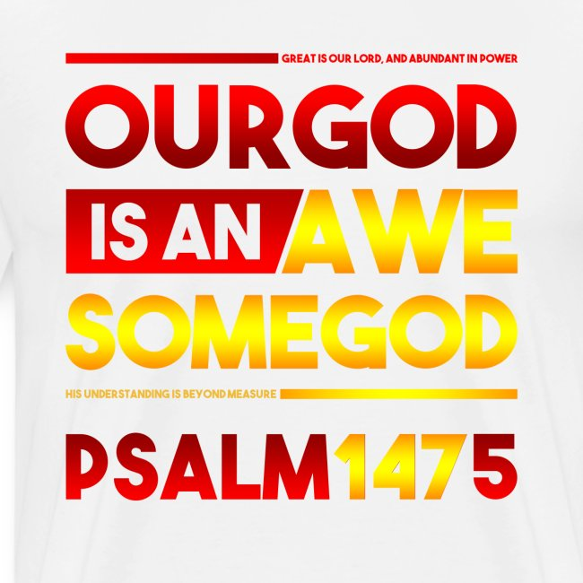 Our God is an Awesome God