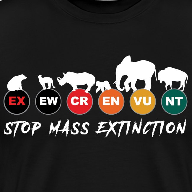 Stop mass extinction !