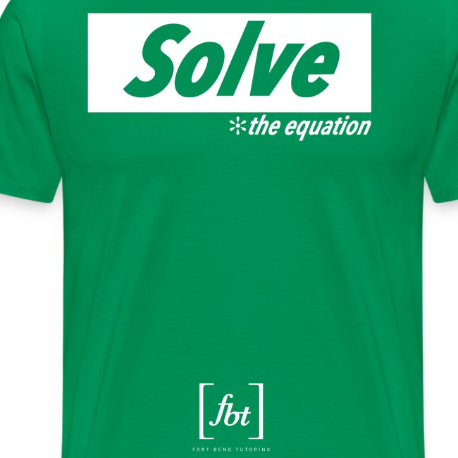 Solve the Equation [fbt]