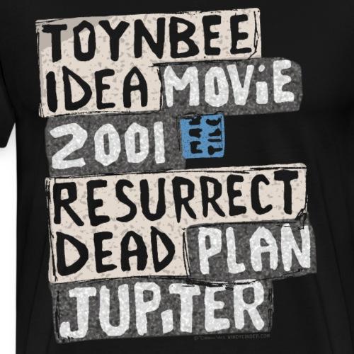Toynbee Idea Tile Philly - Men's Premium T-Shirt
