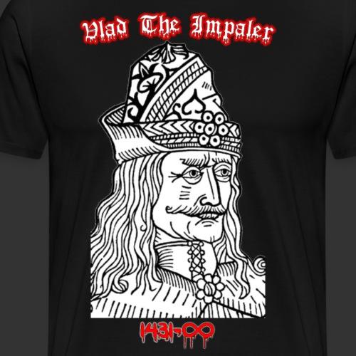 Vlad The Impaler - Men's Premium T-Shirt