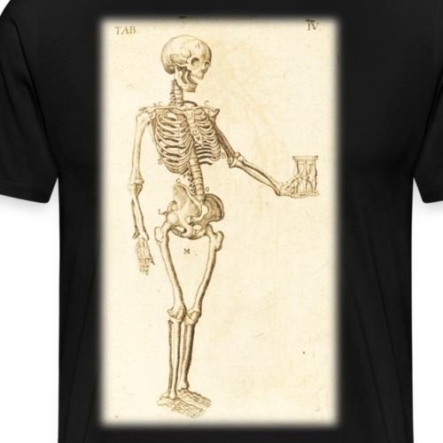 Father Time - Men's Premium T-Shirt