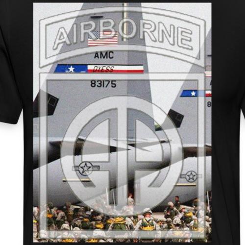 Airborne - Men's Premium T-Shirt