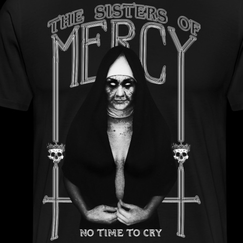 No Time to Cry - Sisters of Mercy - Men's Premium T-Shirt