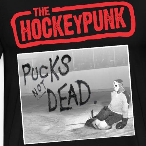 Exploited Hockey punk - Men's Premium T-Shirt
