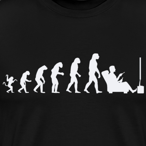 Evolution of man : television series