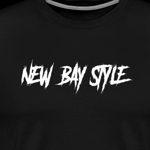 NBS SEASON 1 V1 WHITE - Men's Premium T-Shirt