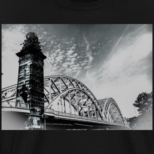 La Pont Noir - Men's Premium T-Shirt