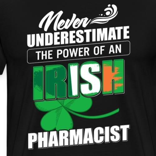 PHARMACIST Irish St Patrick's Day - Men's Premium T-Shirt