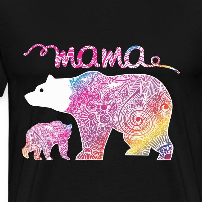 Mama Bear, Mommy Bear, Mother Bear, Mummy Bear