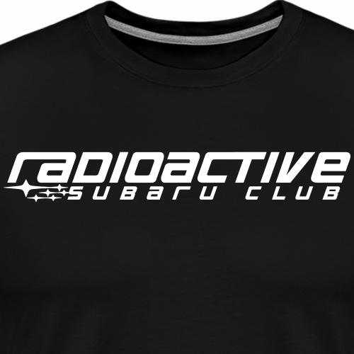 Horizontal Club Logo - Men's Premium T-Shirt