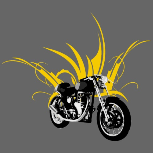motorcycle2tyt - Men's Premium T-Shirt