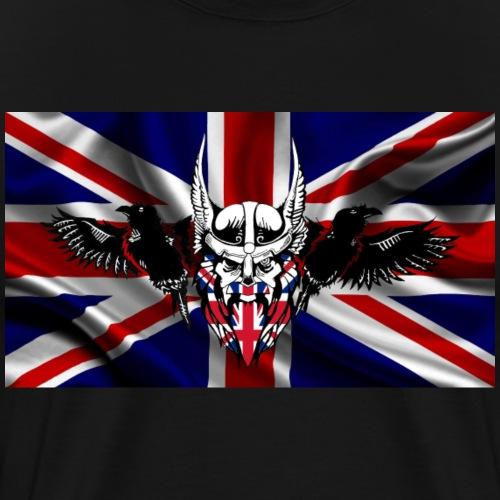 SOO Union Jack 1 - Men's Premium T-Shirt