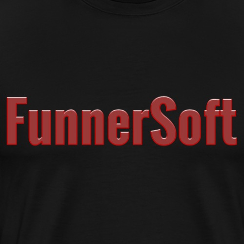 FunnerSoft - Men's Premium T-Shirt