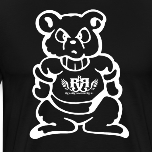 Real Panda - Men's Premium T-Shirt