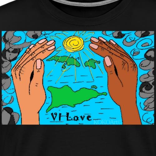 VI Love - Men's Premium T-Shirt
