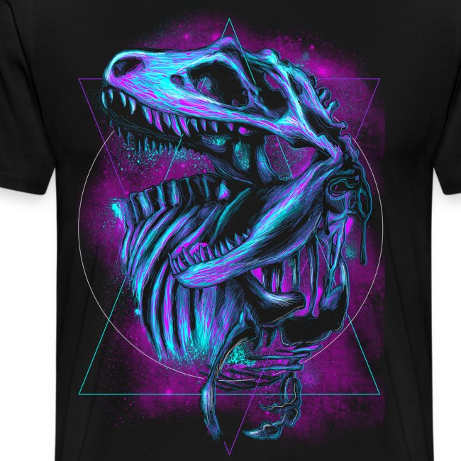 Dinosaur Skeleton T-shirt