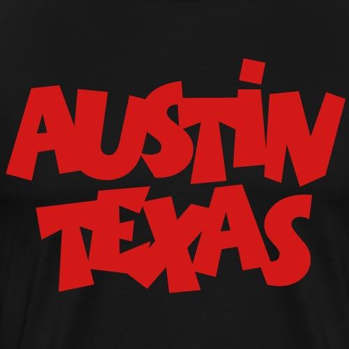 Austin, Texas - Men's Premium T-Shirt