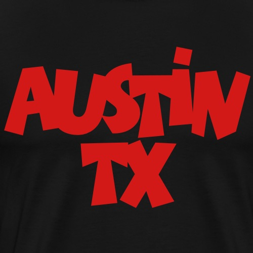 Austin, TX - Men's Premium T-Shirt