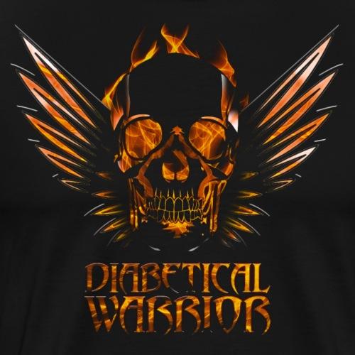 Diabetical Warrior - Men's Premium T-Shirt