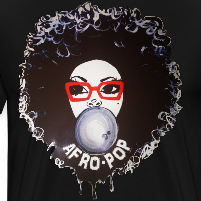 Afro pop_Global Couture Long Sleeve Shirts