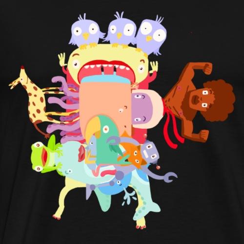 mosaic - Men's Premium T-Shirt