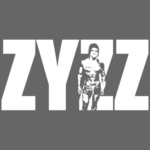 Zyzz Stand Text - Men's Premium T-Shirt