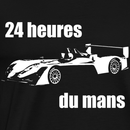 Le mans 24 - Men's Premium T-Shirt