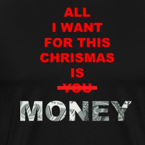 christmas - Men's Premium T-Shirt