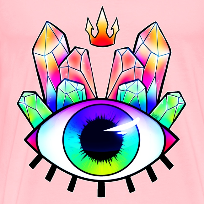 All seeing eye crystal 2 png