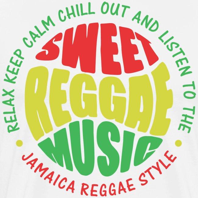relax chill reggae music jamaica