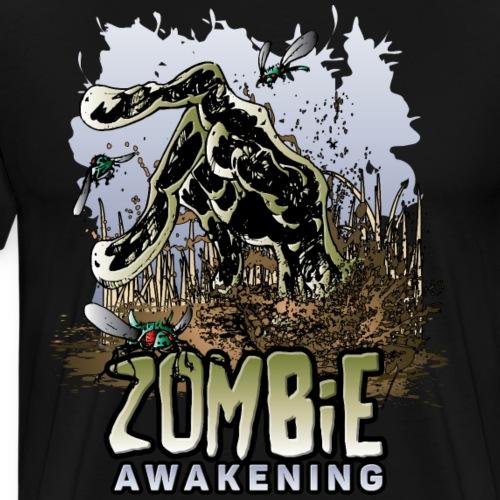 Zombie Awakening - Men's Premium T-Shirt